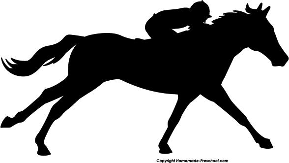 horse clip art free silhouette - photo #49