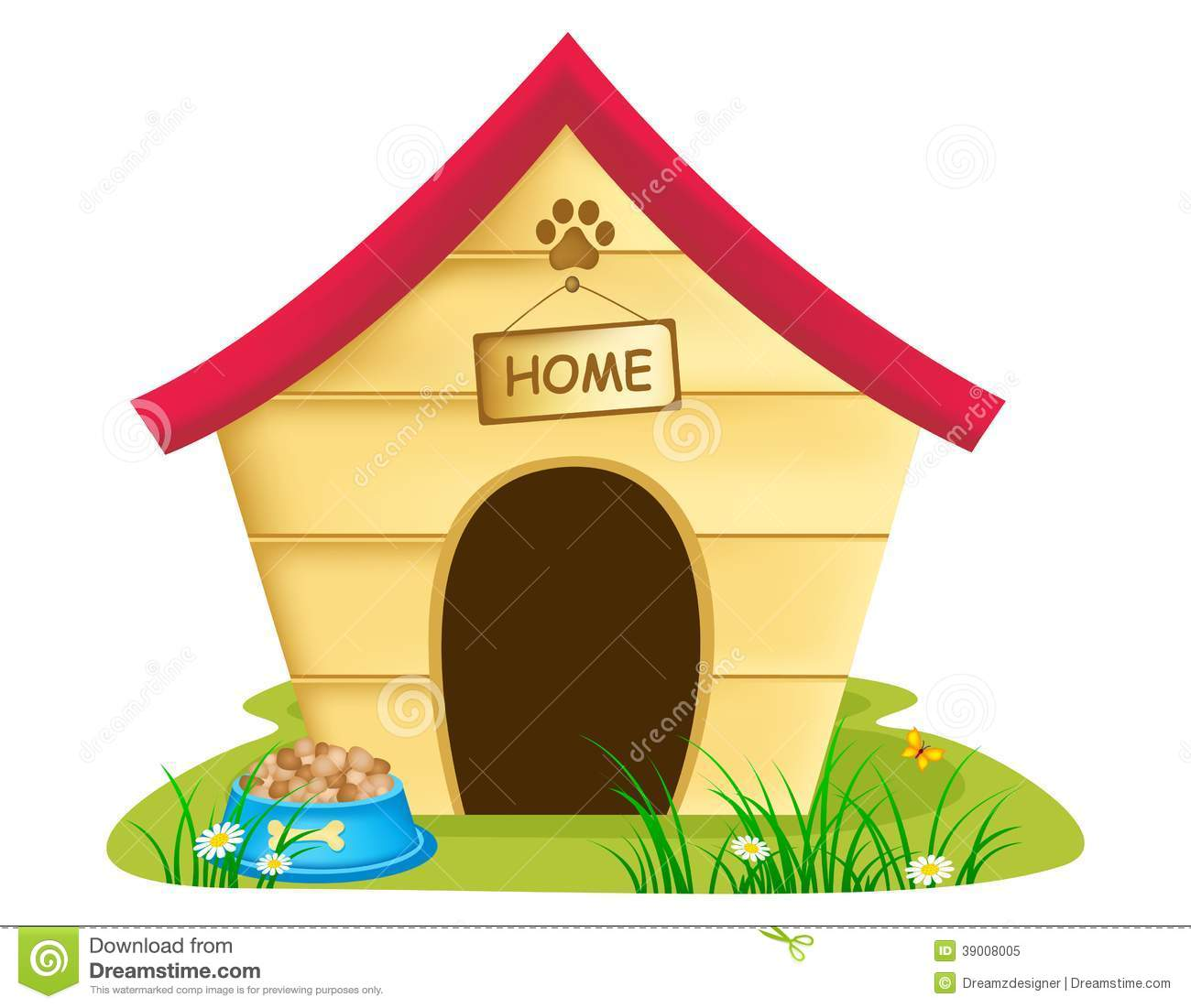 dog house clipart clipart suggest
