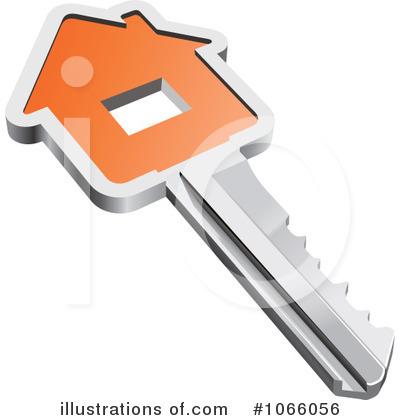 House Key Clipart - Cl...