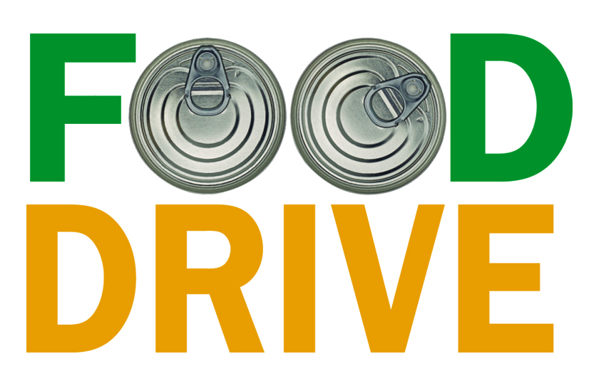 Kids Can Food Drive Flyer