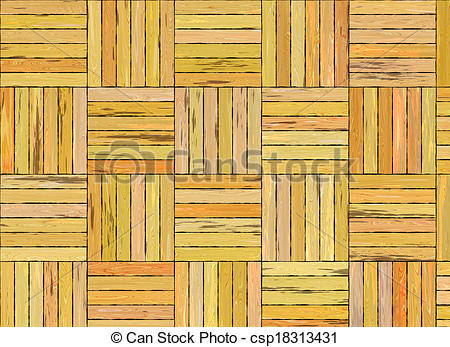 Stock Illustration   Floor Wood Panel Parquet Backgrounds   Stock