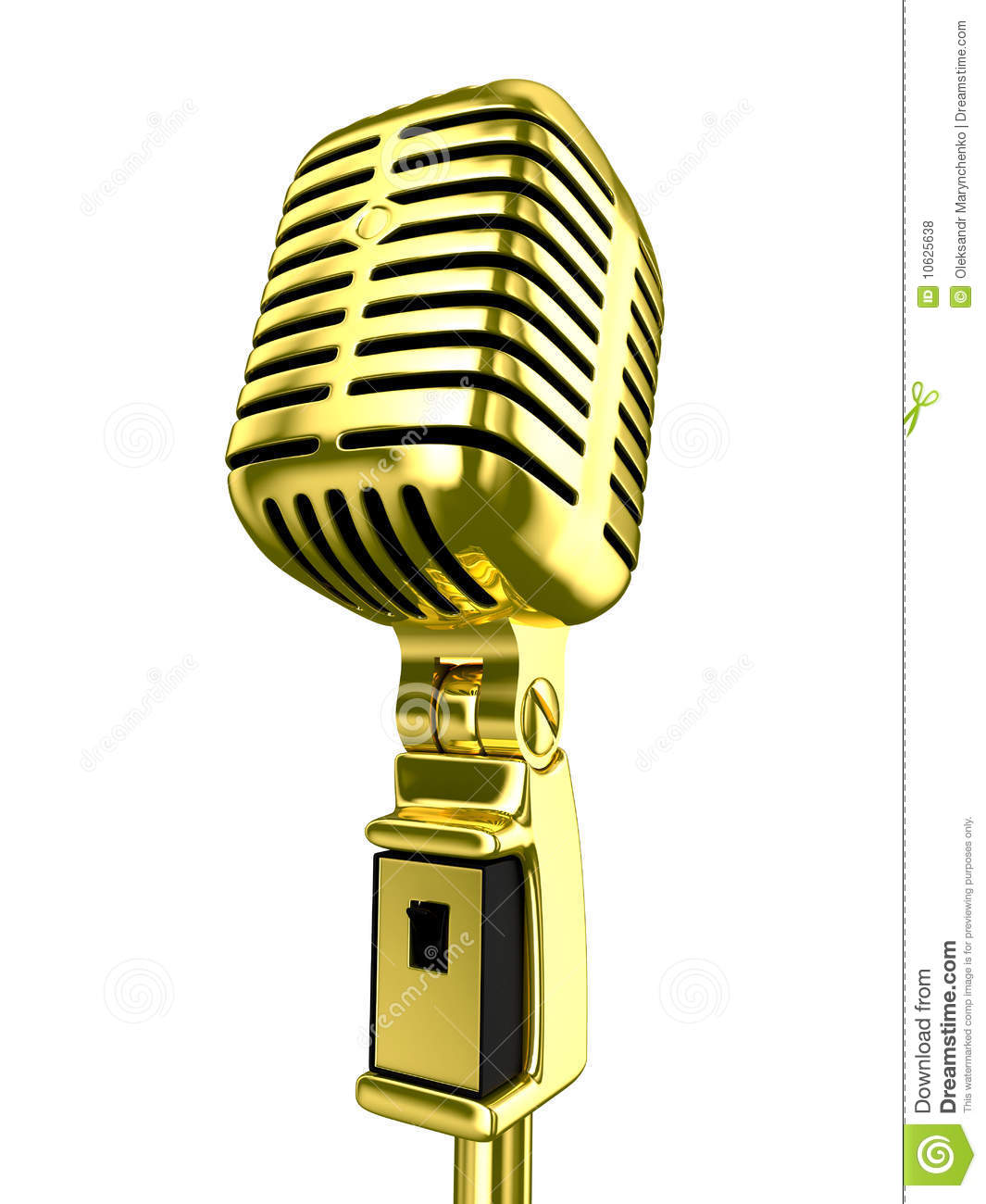 Vintage Microphone Clipart - Clipart Suggest