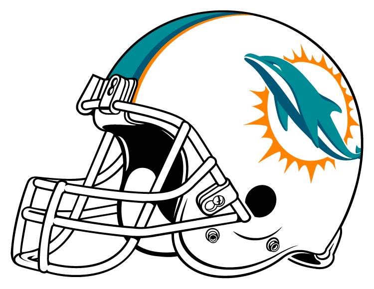 Miami Dolphins Clipart - Clipart Kid  Dolphins