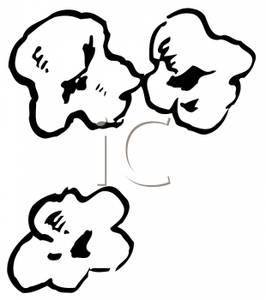 Piece Of Popcorn Clipart   Clipart Panda   Free Clipart Images