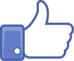 Another Version Of Facebook Like Icon