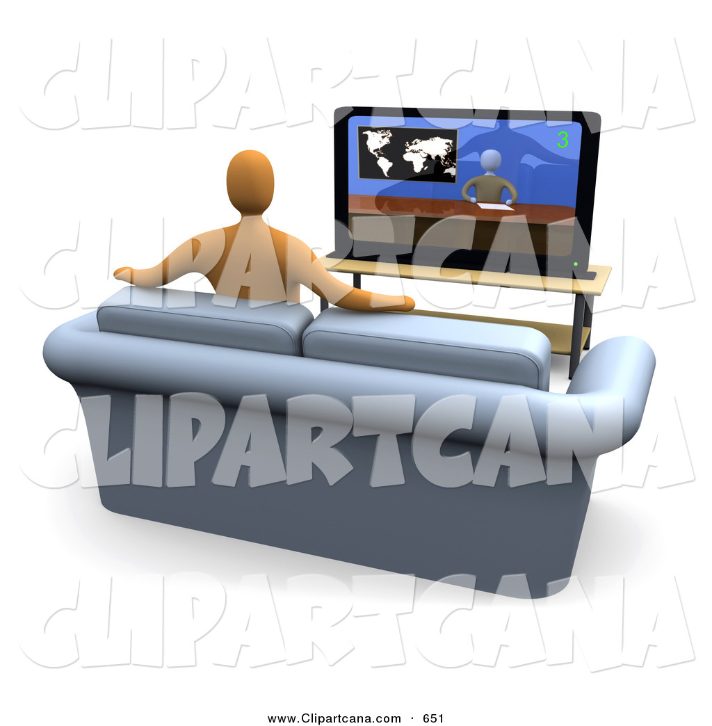 Back Of Couch Clipart