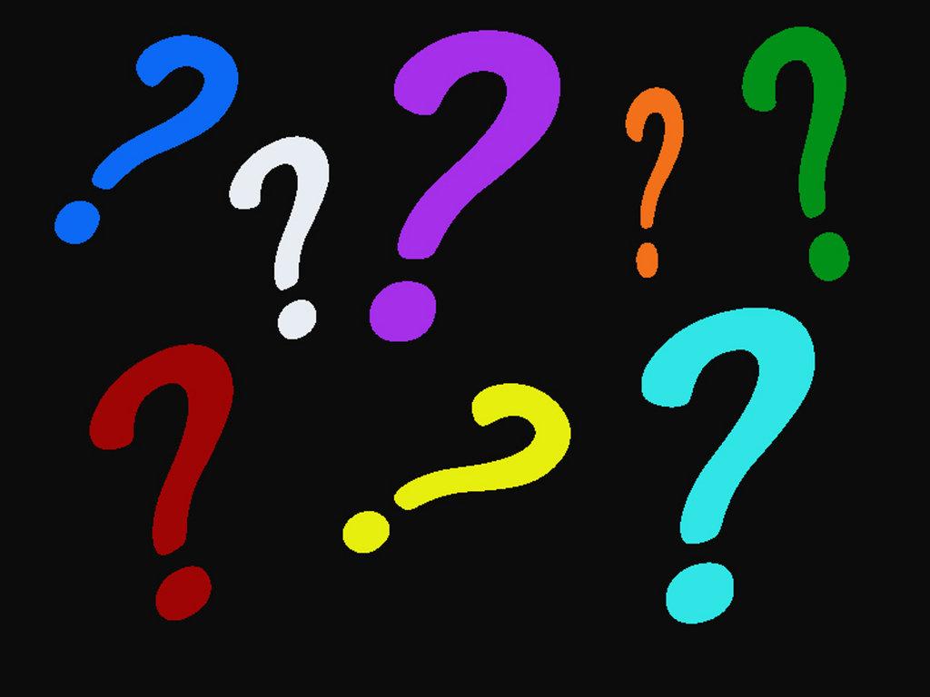 Question Marks By Clipartcotttage On Deviantart