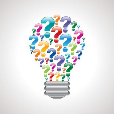 Saqui Research   Colorful Question Mark