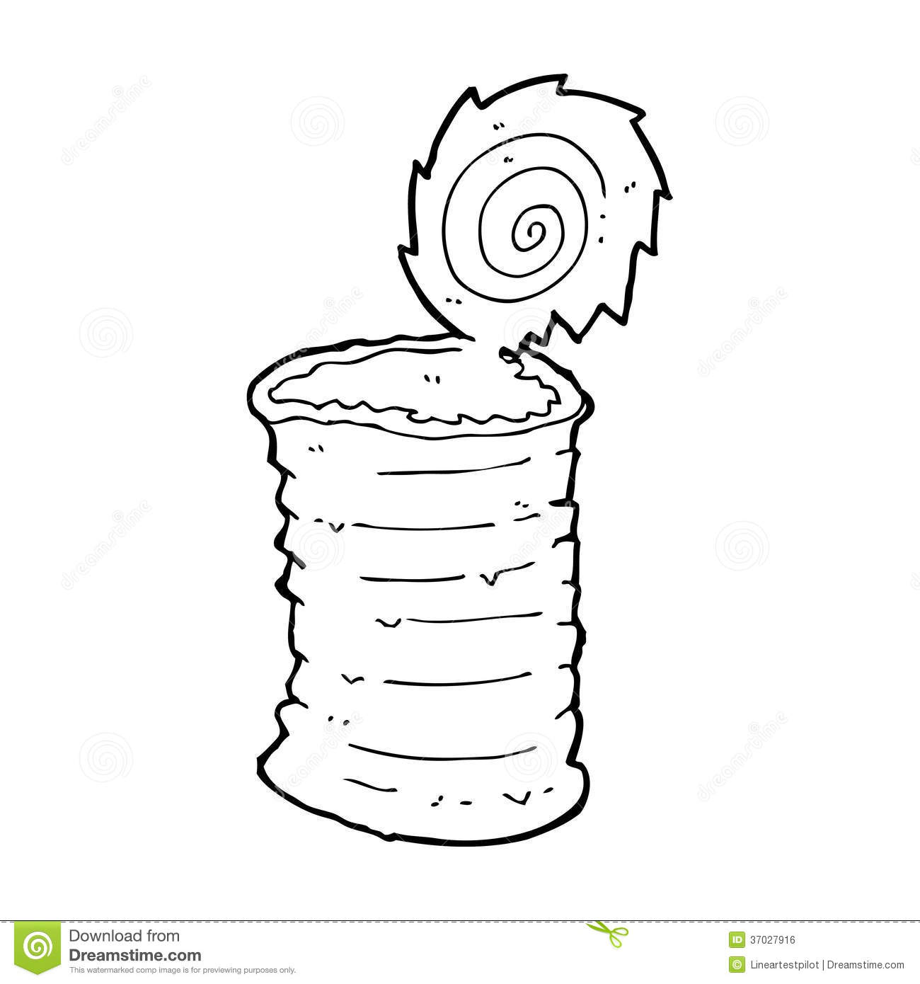 Soda Can Clipart Black And White Black And White Line Cartoon