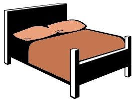 Boy Make Bed Clipart Wake My Kids In An Obnoxious