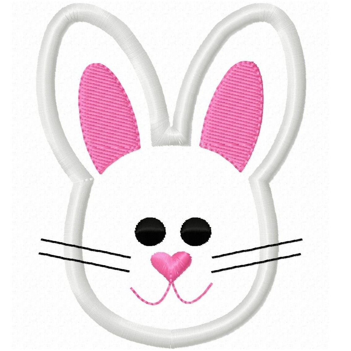 Bunny Face Clipart Clipart Suggest