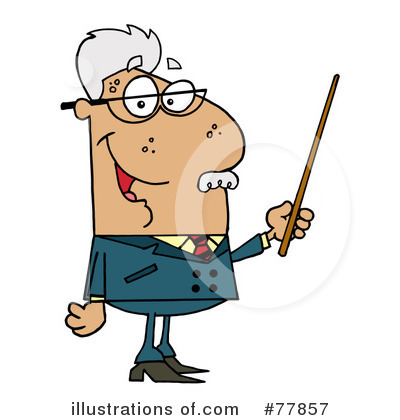Professor Clipart  77857   Illustration By Hit Toon