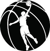 Basketball Clipart And Illustrations