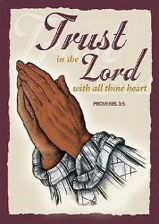 Black Church Clip Art   Trust In The Lord  African American Religious