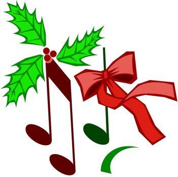 Christmas Music Program Clipart - Clipart Kid