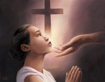 Black Christian Women Clipart - Clipart Kid