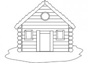 Clip Art Log Cabin Clipart log cabin black white clipart kid b w this and outline illustration w