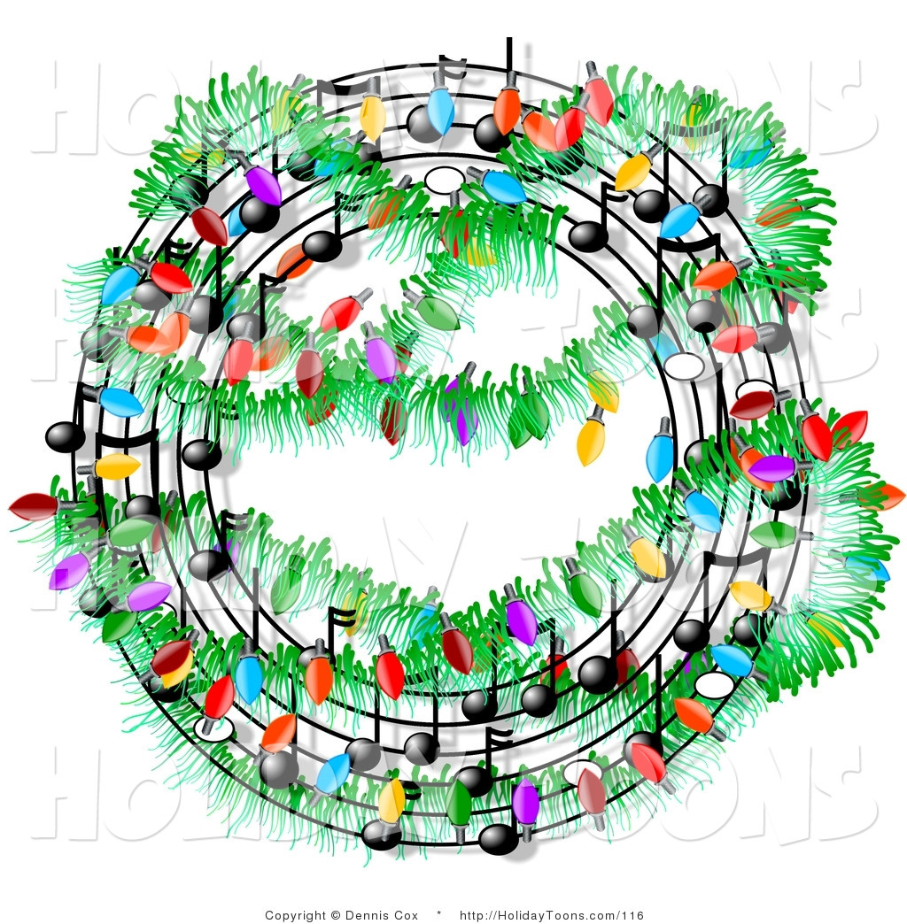 Christmas Music Free Clipart Clipart Suggest