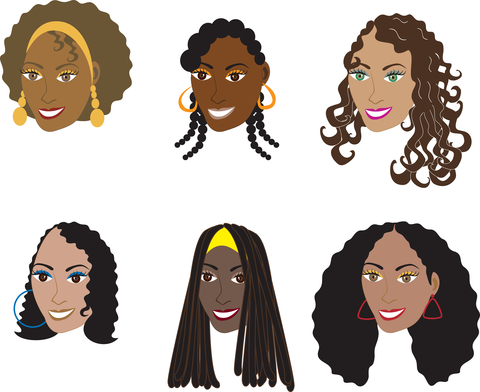 There Is 54 Pick Out Afro Hair Free Cliparts All Used For Free