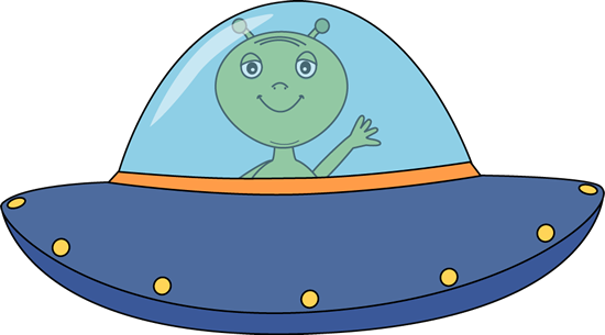 Ufo Clipart Clipart Kid