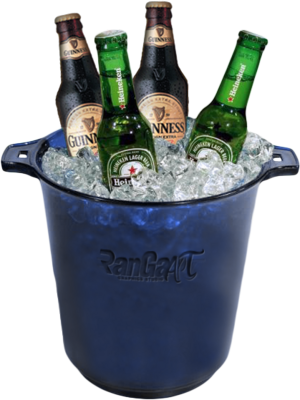 Bucket Of Beer Png Ice Bucket Gwbmeh Clipart Kid