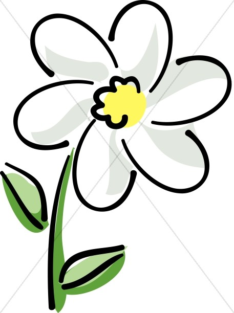 Church Flower Clipart Church Flower Image Church Flowers Graphic