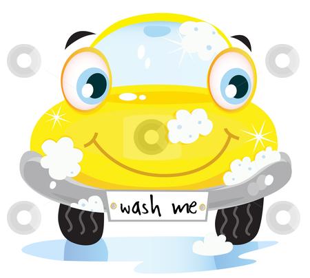Happy Car Cute Clipart - Clipart Kid