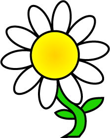 Daisy Clip Art By Trudos On Deviantart