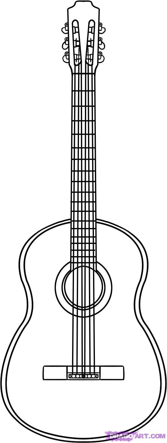 Как сделать простую гитару в домашних условиях своими руками