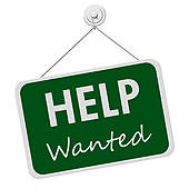 Help Wanted Clipart Help Wanted Sign