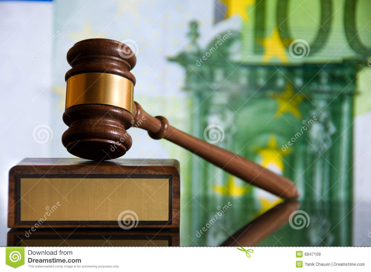 Justice Gavel Royalty Free Stock Images   Image  6847109