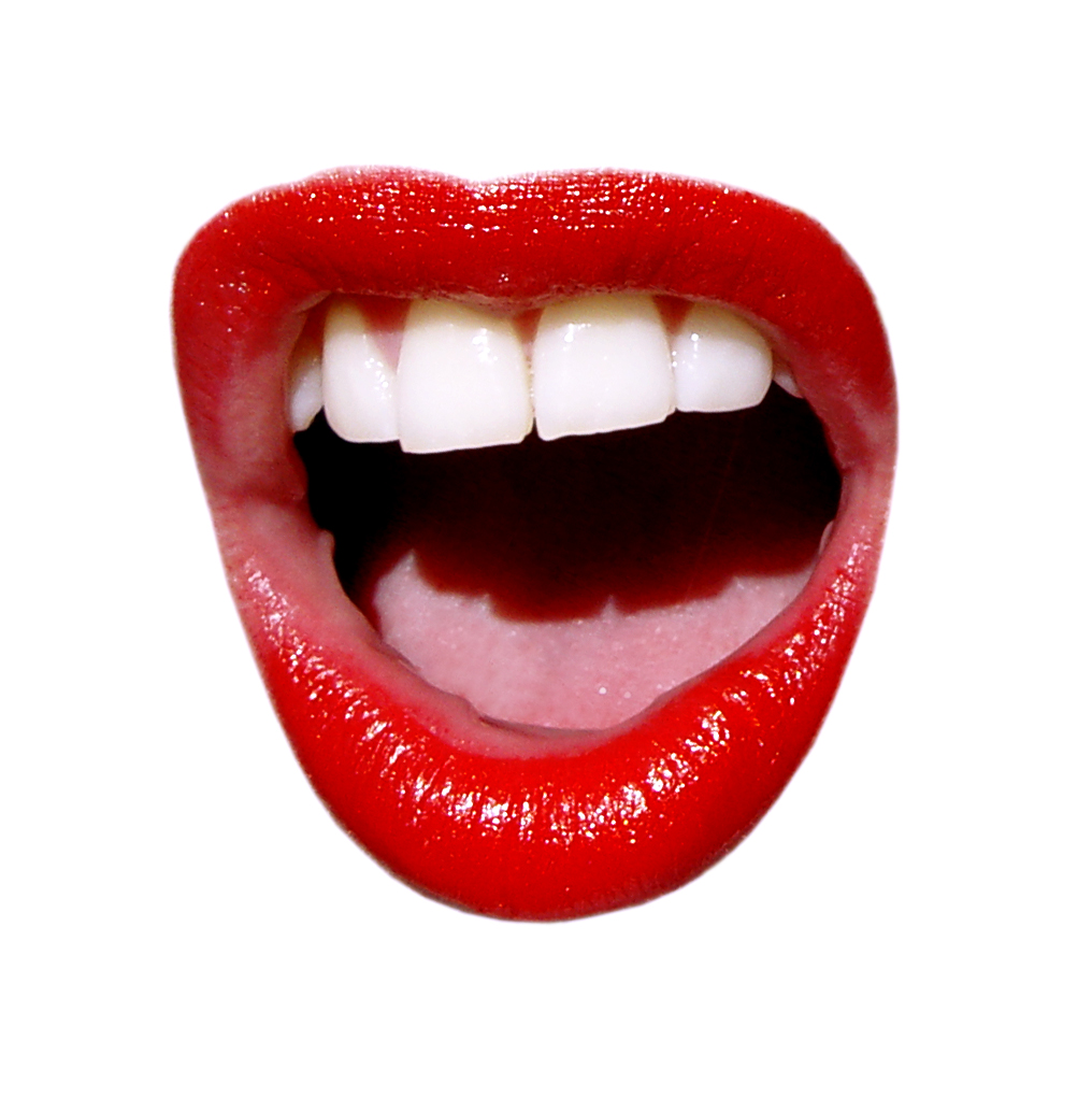 Clipart mouth speaking - ClipartFest