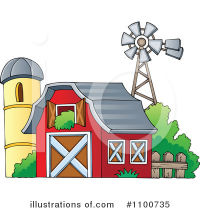 Related Pictures Cartoon Red Barn Royalty Free Stock Vector Art