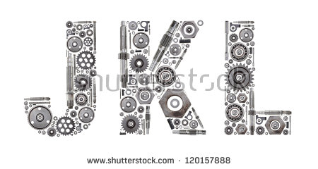 Stock Images Similar To Id 120157897   Custom Metal Block Letters Made