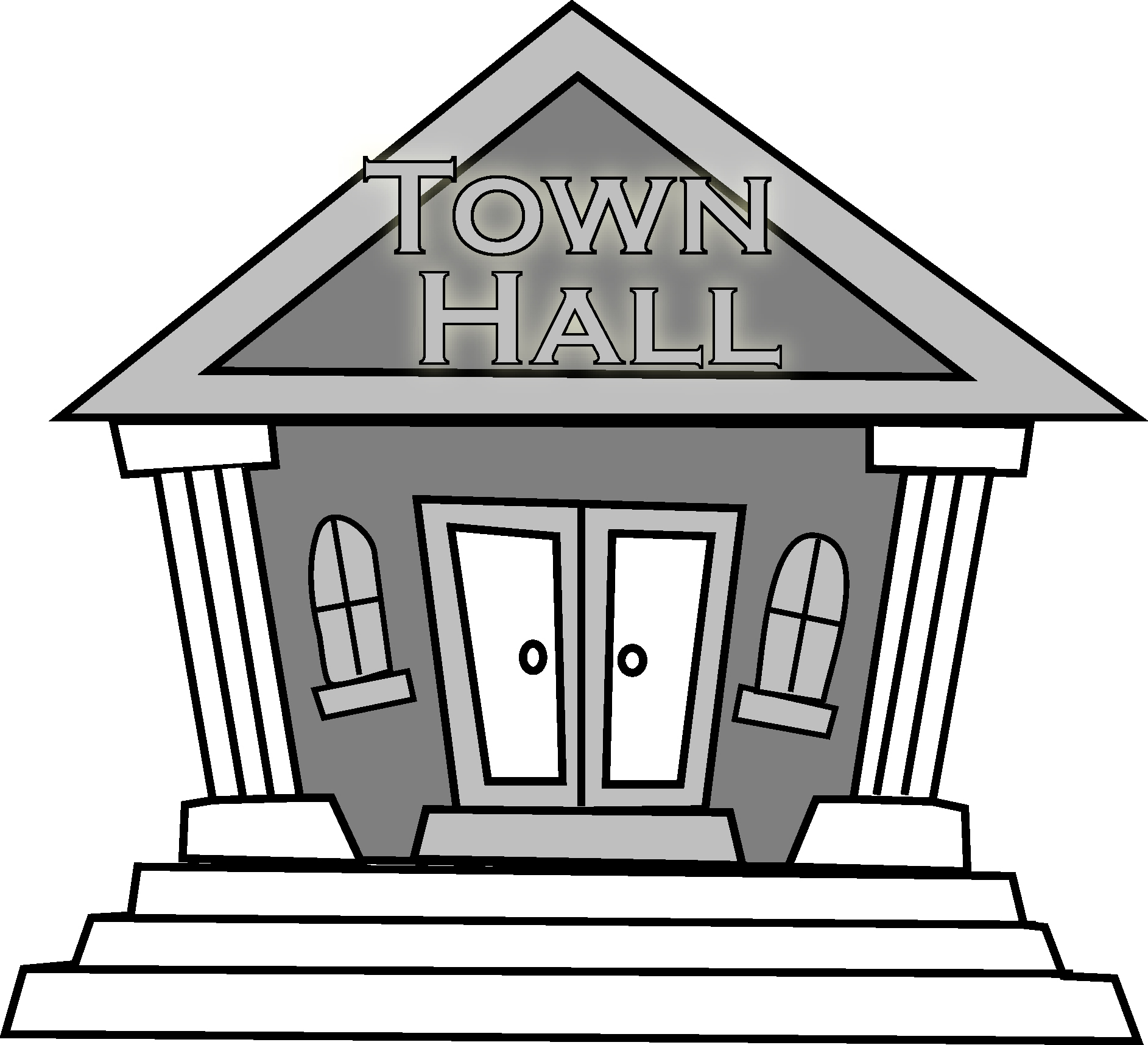 Town Meeting Clipart - Clipart Kid