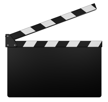 Movie Clapper Clip Art   Cliparts Co
