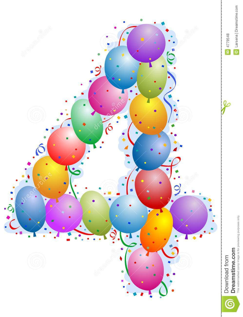 Party Balloons And Confetti   Clipart Panda   Free Clipart Images