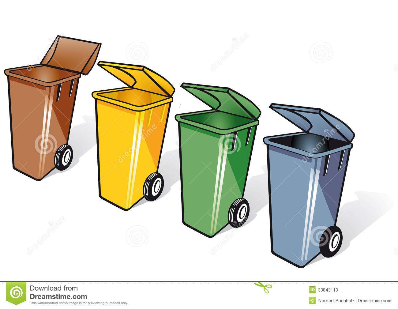 Our Suggestions | Picture for Green Garbage Can Clipart