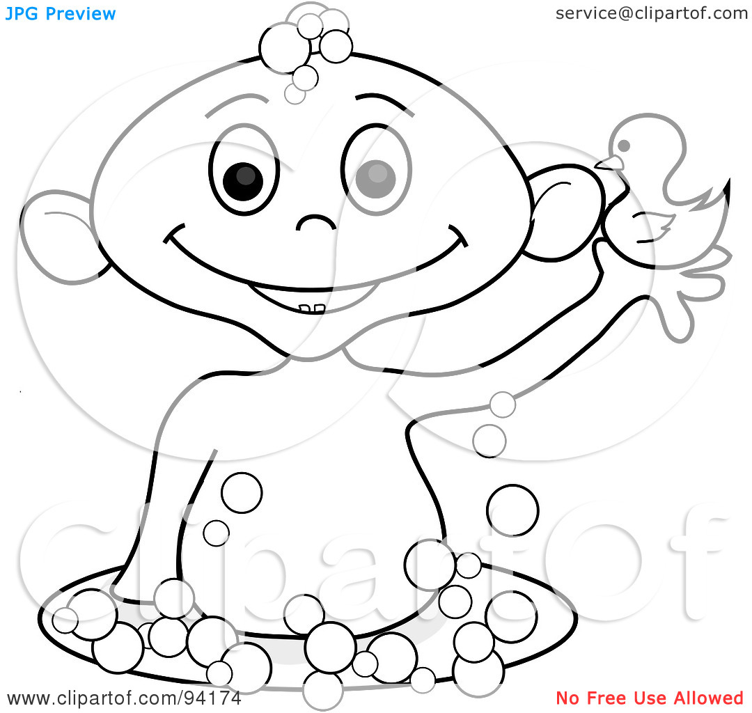 realistic duckling coloring pages - photo#26