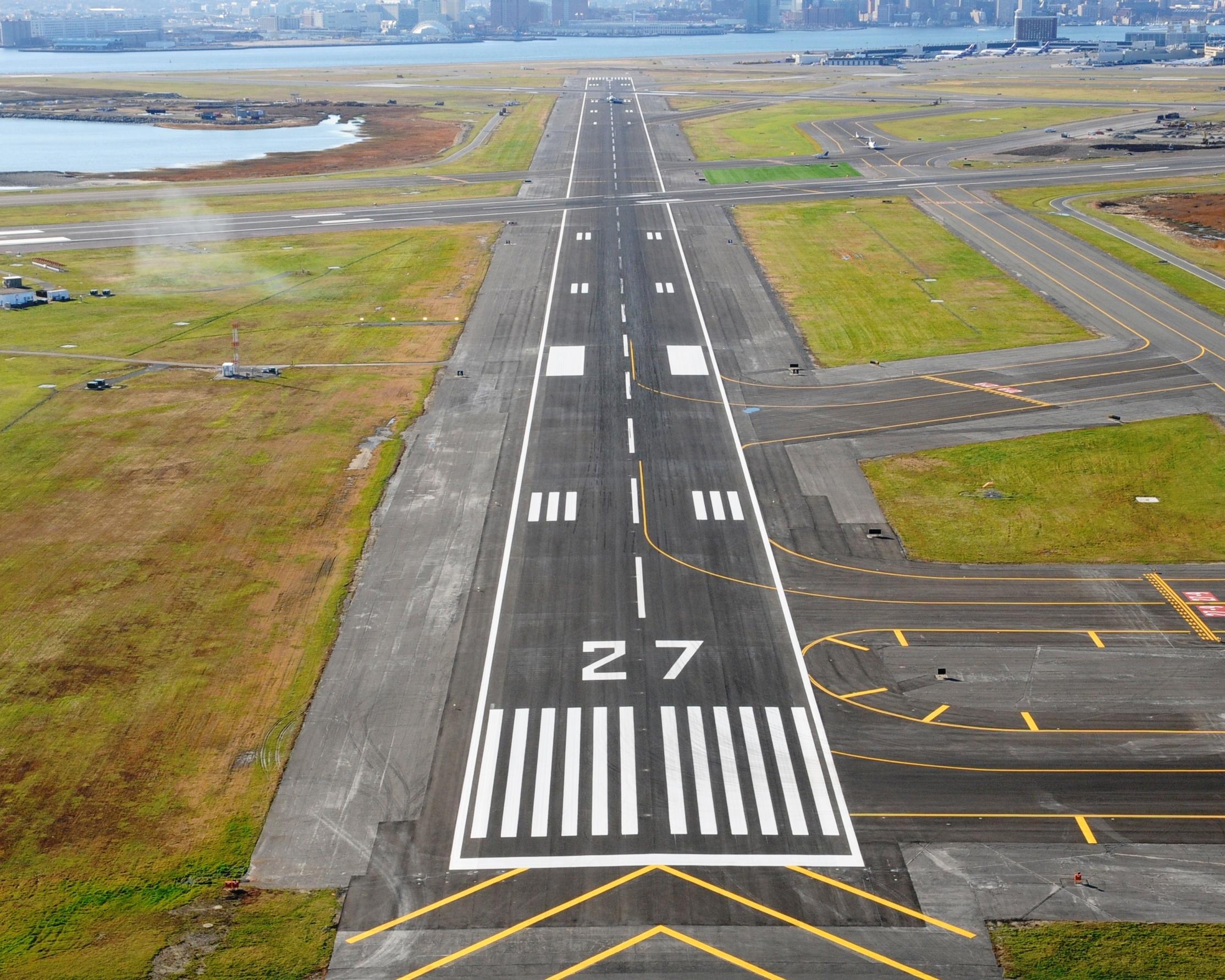 Airport Runway To Reconstruct Runway 9 27