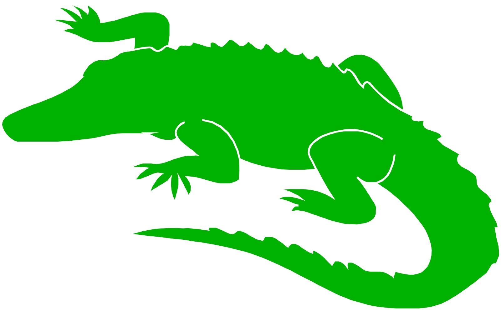 Alligator Clip Art Free
