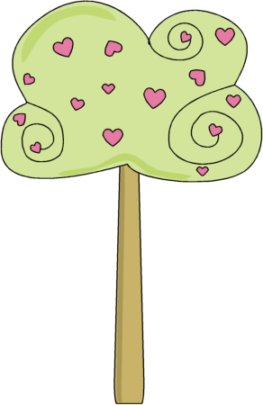 Heart Tree Clipart - Clipart Suggest