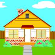 Houses Clipart Small Brick Porch Images