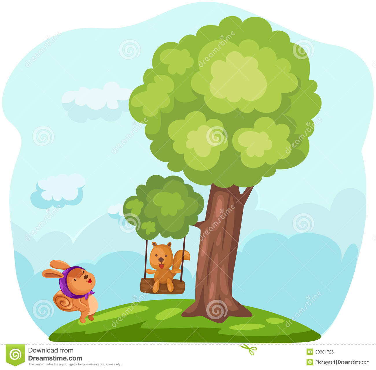 Go Back   Images For   Tree Swing Clipart