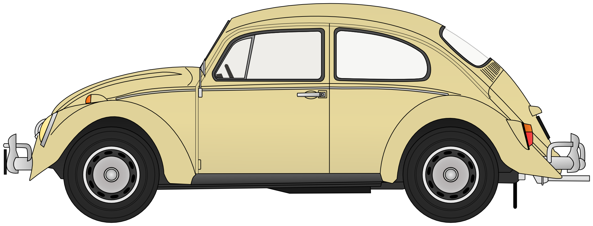 vw beetle clipart clipart suggest Cartoon VW Bug vw bug clipart free