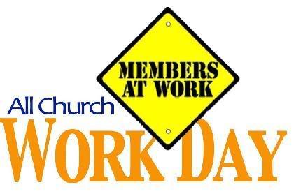 Church Work Day Clipart - Clipart Kid