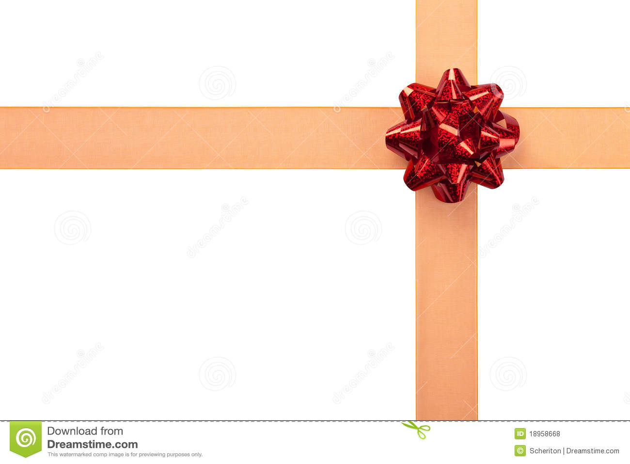 Gift Wrap And Ribbon Bow Clipart Clipart Suggest