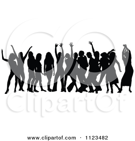 Royalty Free  Rf  Dance Border Clipart   Illustrations  1