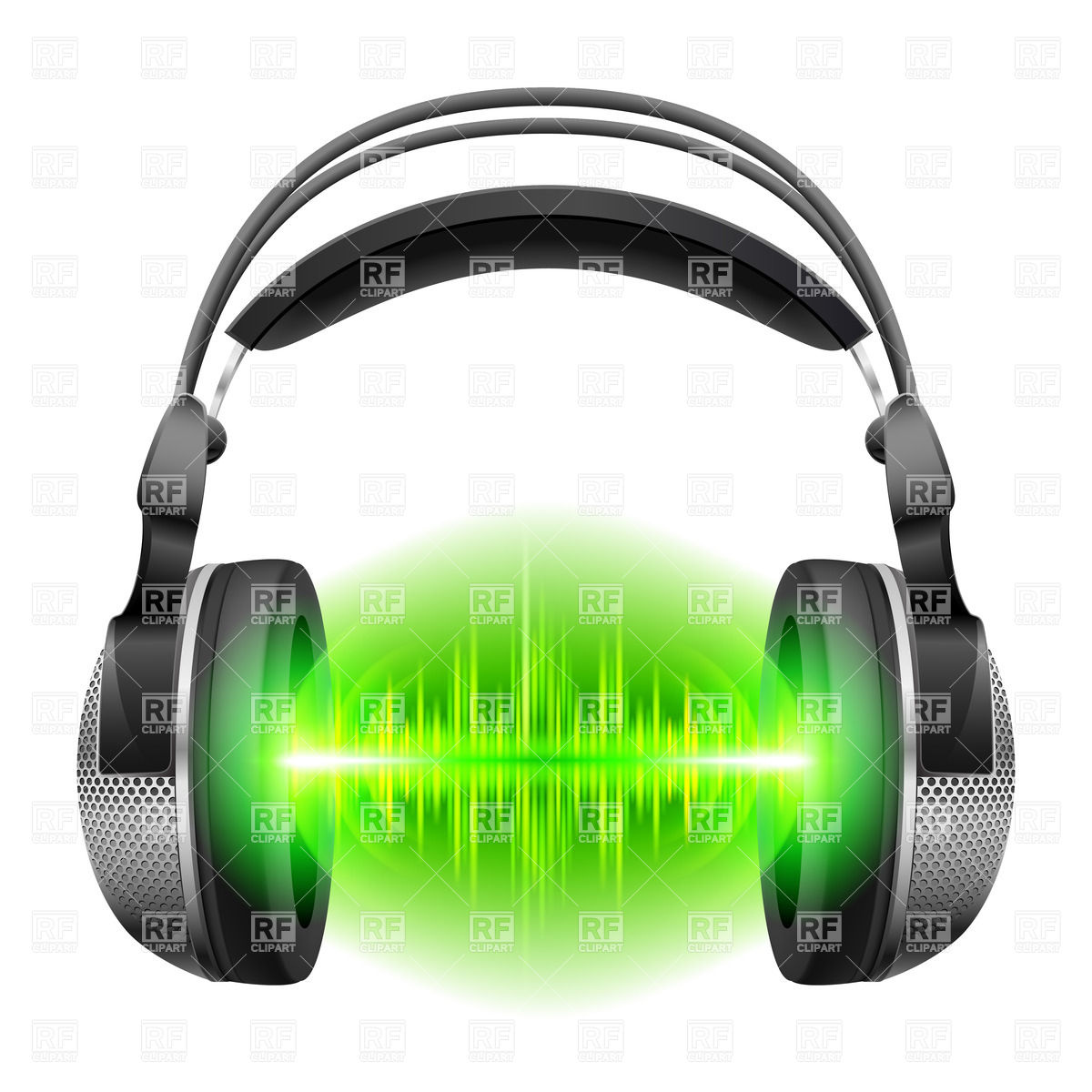 Sound Waves Clipart - Clipart Kid