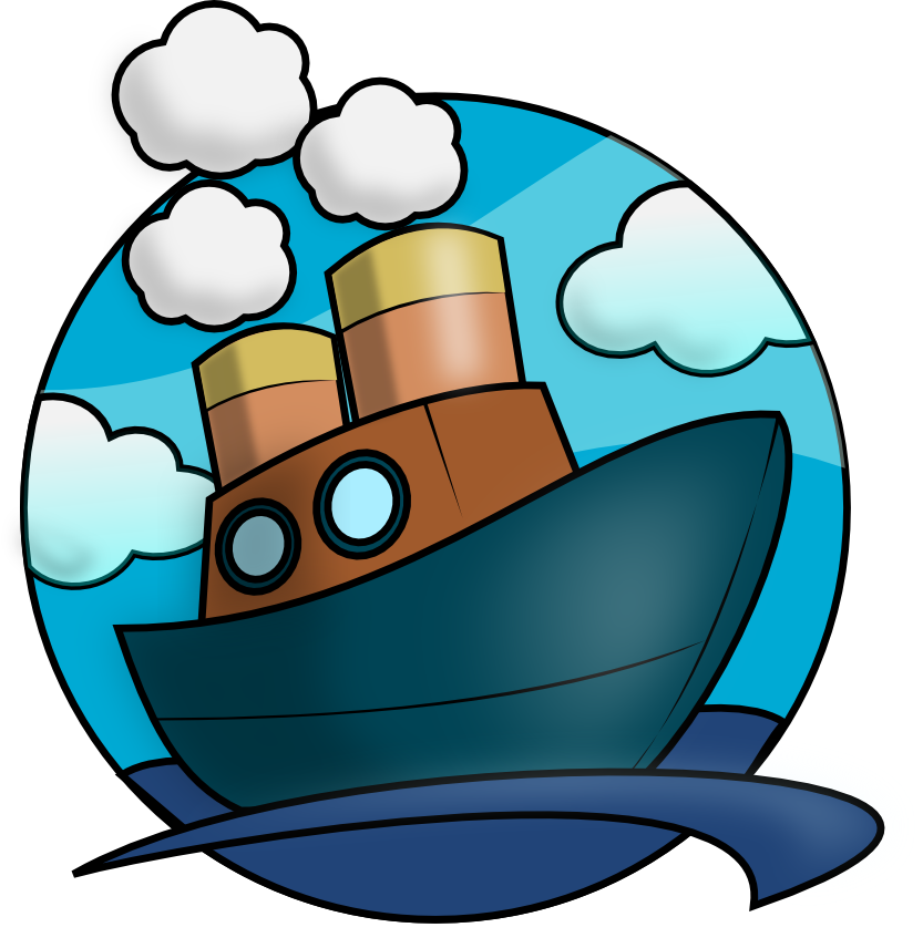 Steam Clipart Boat3 Png